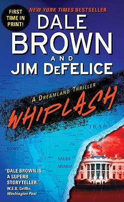 Image for Whiplash: A Dreamland Thriller (Dale Brown's Dreamland)