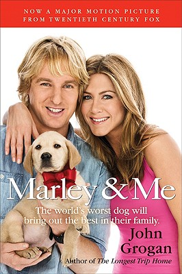 Marley & Me tie-in: Life and Love with the World's Worst Dog, John Grogan