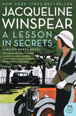 LESSON IN SECRETS (MAISIE DOBBS, NO 8), WINSPEAR, JACQUELINE