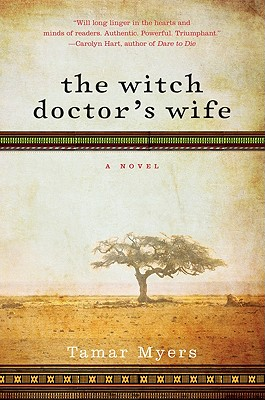 WITCH DOCTOR'S WIFE -- BARGAIN BOOK, MYERS, TAMAR