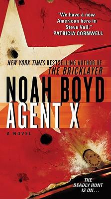 Image for Agent X (Steve Vail Novels)