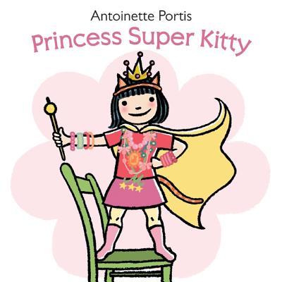 Princess Super Kitty, Antoinette Portis