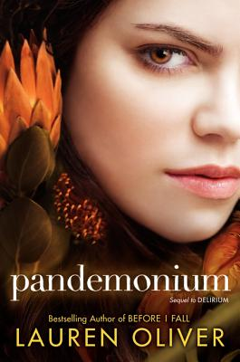 Image for Pandemonium  (Delirium Trilogy, Book 2)  **SIGNED 1st Edition /1st Printing + Photo**