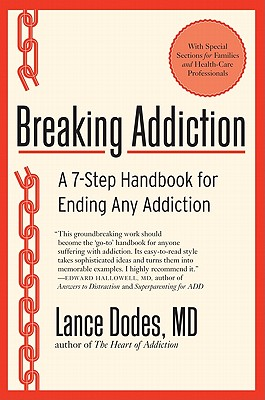 Image for BREAKING ADDICTION : A 7-STEP HANDBOOK F