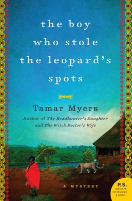 BOY WHO STOLE THE LEOPARD'S SPOTS -- BARGAIN BOOK, MYERS, TAMAR