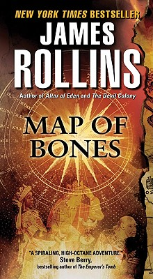 Map of Bones (Sigma Force), James Rollins