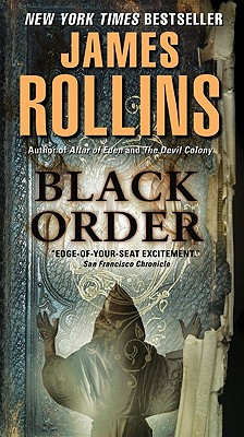 Black Order (Sigma Force), Rollins, James