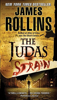 Image for The Judas Strain: A Sigma Force Novel