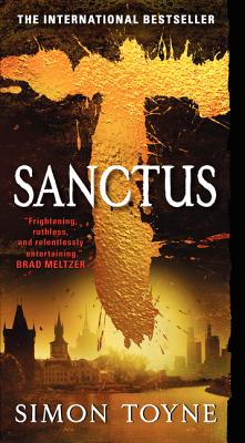 Sanctus (Ruin Trilogy), Simon Toyne