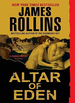 Altar of Eden, James Rollins