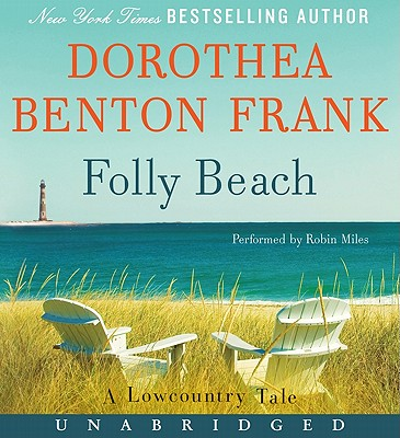 Image for Folly Beach (Lowcountry Tales (Harper Audio))