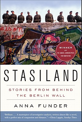 Image for Stasiland: Stories from Behind the Berlin Wall