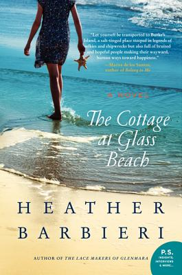 Image for The Cottage at Glass Beach: A Novel