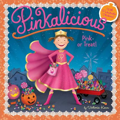 PINKALICIOUS: PINK OR TREAT!, KANN, VICTORIA
