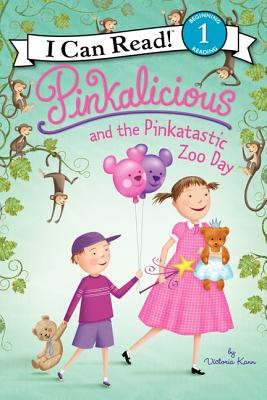 Image for Pinkalicious and the Pinkatastic Zoo Day (I Can Read Book 1)