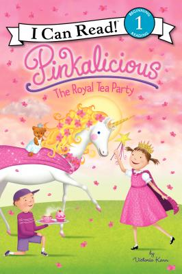 Image for Pinkalicious: The Royal Tea Party (I Can Read Level 1)