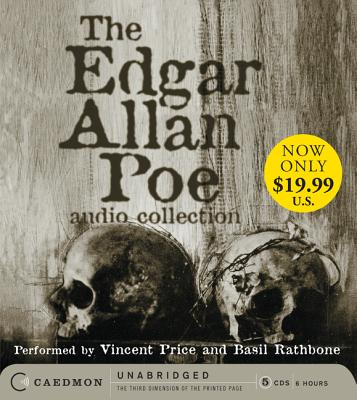 Image for Edgar Allan Poe Audio Collection Low Price CD