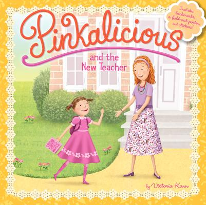 Image for Pinkalicious and the New Teacher