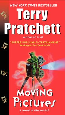 Moving Pictures #10 Discworld, Terry Pratchett