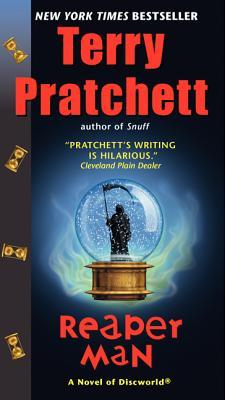 Reaper Man #11 Discworld, Terry Pratchett