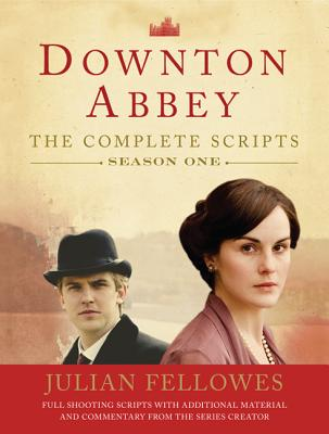 Image for Downton Abbey Script Book Season 1