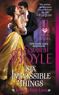 Image for Six Impossible Things: Rhymes With Love