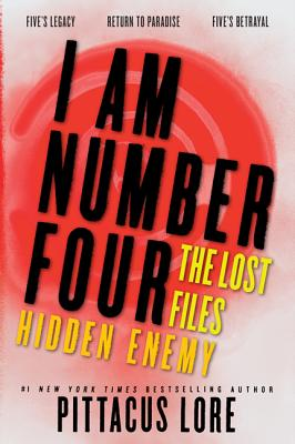 Image for I Am Number Four: The Lost Files: Hidden Enemy (Lorien Legacies: The Lost Files)