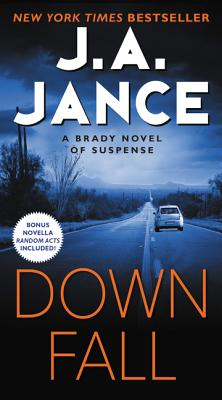 Image for Downfall: A Brady Novel of Suspense