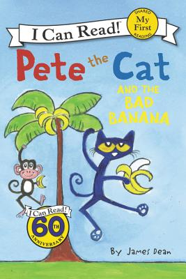 Image for PETE THE CAT AND THE BAD BANANA