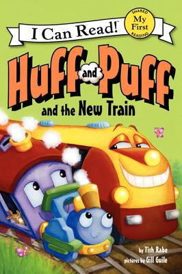 Image for Huff And Puff And The New Train