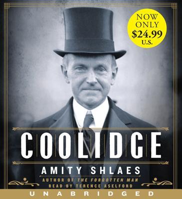 Image for COOLIDGE (AUDIO)