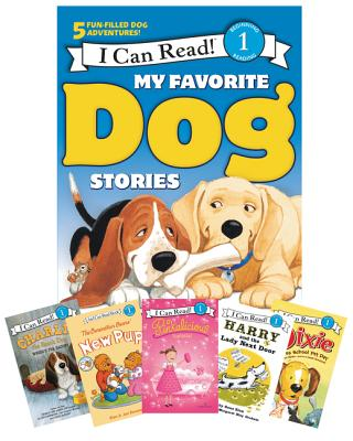 Image for My Favorite Dog Stories: Learning to Read Box Set (I Can Read Level 1)