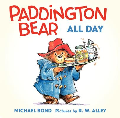 Image for PADDINGTON BEAR ALL DAY
