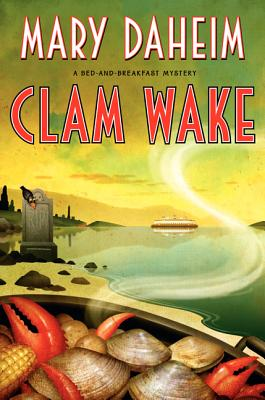 Image for Clam Wake: A Bed-and-Breakfast Mystery (Bed-and-Breakfast Mysteries)