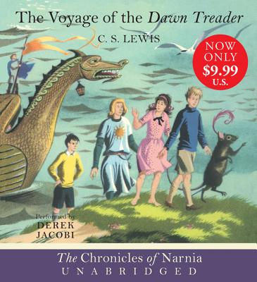 Image for Voyage of the Dawn Treader CD (The Chronicles of Narnia)
