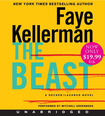 Image for The Beast Low Price CD (Decker/Lazarus Novels)