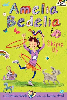 Image for Amelia Bedelia Shapes Up