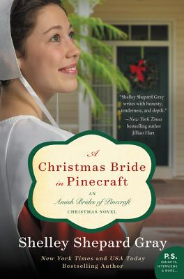 Image for A Christmas Bride in Pinecraft: An Amish Brides of Pinecraft Christmas Novel (The Pinecraft Brides)
