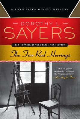 Image for The Five Red Herrings: A Lord Peter Wimsey Mystery (Lord Peter Wimsey Mysteries)