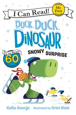 Image for Duck, Duck, Dinosaur: Snowy Surprise (My First I Can Read)