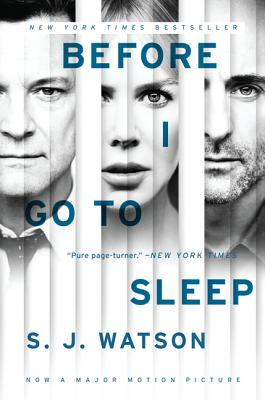 Image for Before I Go to Sleep tie-in: A Novel