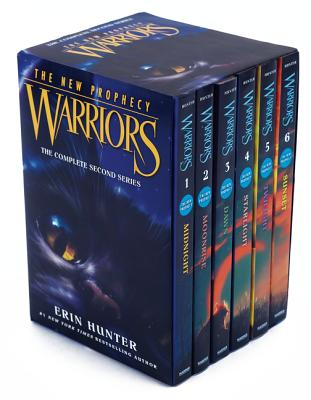Image for Warriors: The New Prophecy Box Set: Volumes 1 to 6: The Complete Second Series