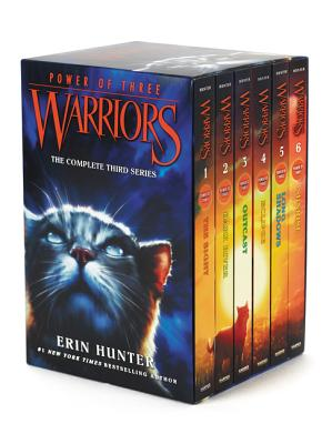 Image for Warriors: Power of Three Box Set: Volumes 1 to 6