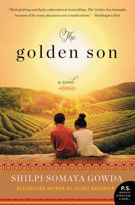 Image for The Golden Son