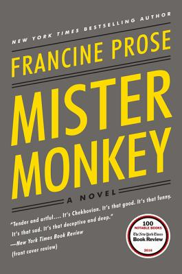 Image for Mister Monkey: A Novel