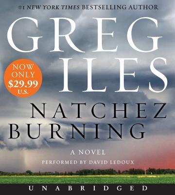 Image for Natchez Burning Unabridged Low Price CD