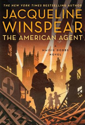 Image for AMERICAN AGENT, THE A MAISIE DOBBS NOVEL