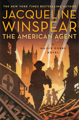 Image for The American Agent: A Maisie Dobbs Novel