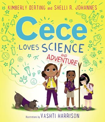 Image for CECE LOVES SCIENCE AND ADVENTURE