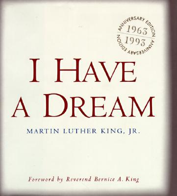 Image for I Have a Dream
